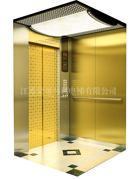 Elevator Without Machine Room